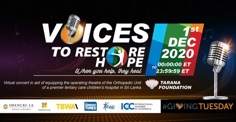 Voices to Restore Hope